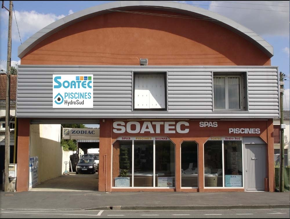 Magasin Soatec Hydrosud Angoulême
